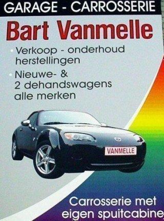 Garage-Carrosserie Bart Vanmelle