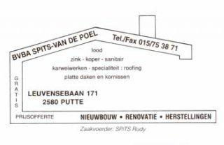 Spits-Van de Poel bvba