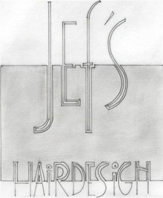 Logo Jef's hairdesign