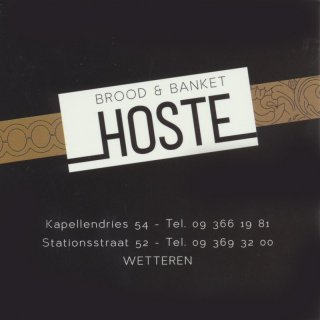 Brood & Banket Hoste