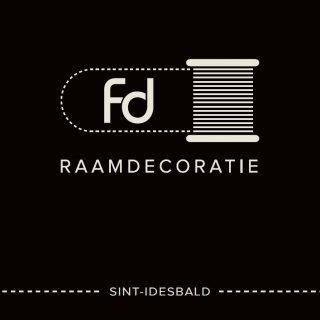 raamdecoratie fd sint-idesbald logo