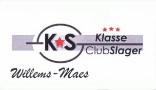 Klasse Clubslager Willems - Maes