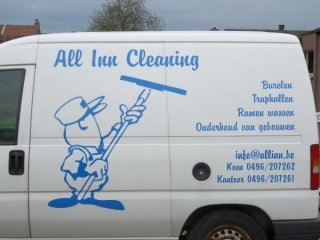 All-Inn Cleaning