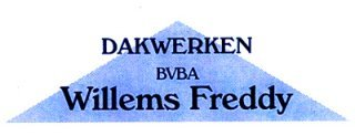 Dakwerken bvba Willems Freddy