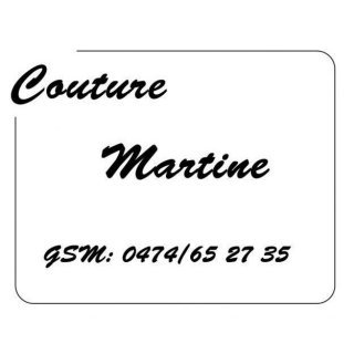 Couture Martine