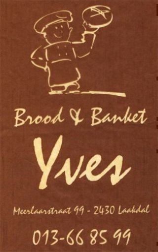 Brood en Banket Yves