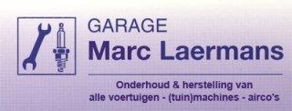 Logo Garage Marc Laermans