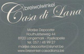Breiwolwinkel Casa di Lana