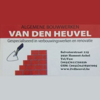 Algemene bouwwerken Van Den Heuvel