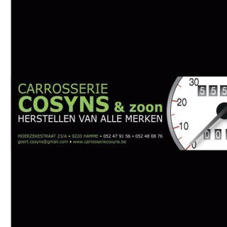 Carrosserie Cosyns & zoon bv