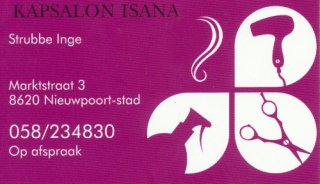 Kapsalon Isana