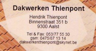 Dakwerken Thienpont