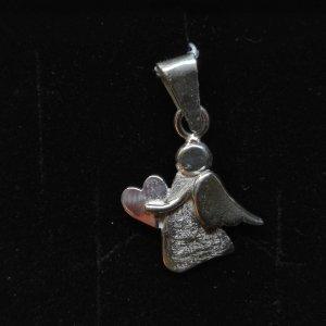 Voor al wie het kan gebruiken: engelbewaarder, sterling zilver