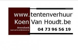 Tentenverhuur Koen Van Houdt