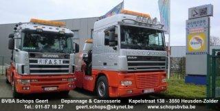 Schops Geert Carrosserie & Depannage
