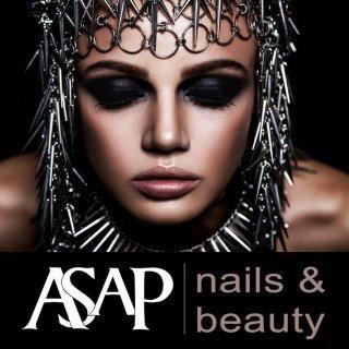 Logo ASAP Nails & Beauty Brugge