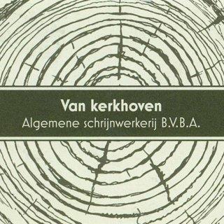 Algemene Schrijnwerkerij Bvba Van Kerkhoven