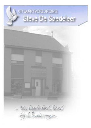 De Saedeleer Steve - Buggenhoudt-Bellemans bvba