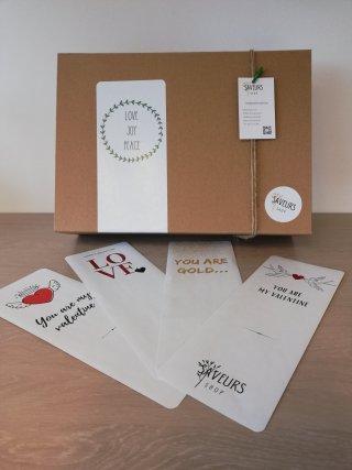 Stickers voor verpakkingen