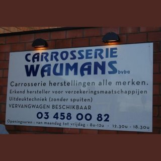 Carrosserie Waumans bv