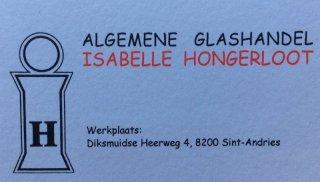 Glashandel Hongerloot Isabelle