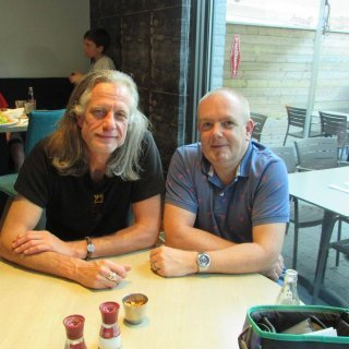 Interview Bart Huygens met Guy Swinnen van The Scabs