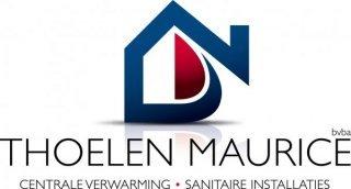 Logo Thoelen Maurice Sanitair en centrale verwarming