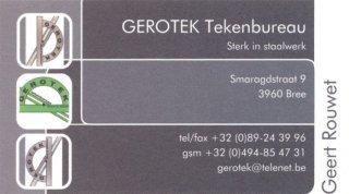 Gerotek Tekenbureau