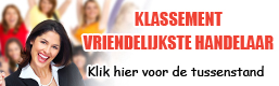 Klassement Antwerpen Vriendelijkste Handelaar 2017